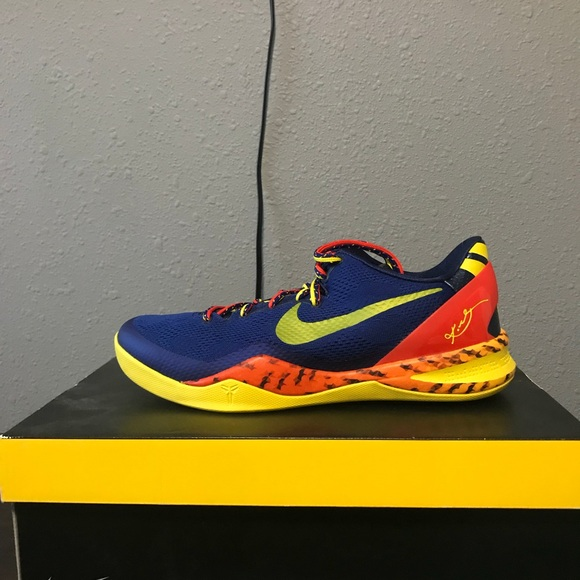 254abc7092b6 Kobe 8 Barcelona. NWT. Nike.  160  140. Size